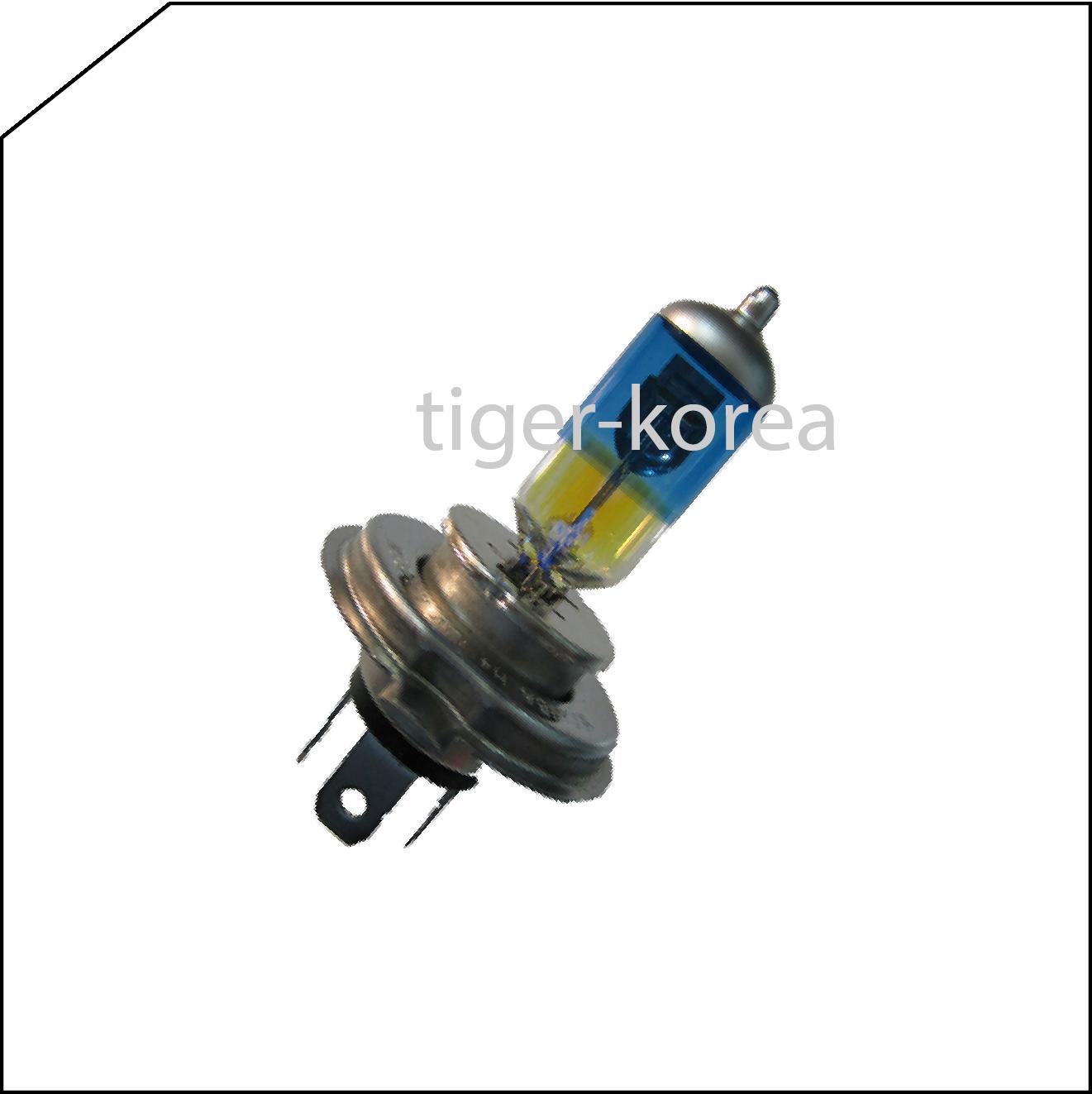Bóng đèn xe máy HS1 12V 35/35W Vàng trắng
